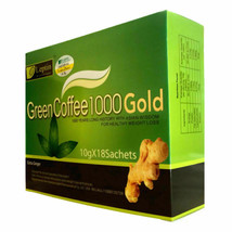 LEPTIN GREEN COFFEE GOLD 1000 SLIMMING DIET APPROVED SUPPLIER - BEWARE O... - $27.87