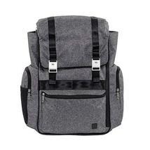 Ju-Ju-Be XY Collection Hatch Backpack Diaper Bag, Gray Matter - $135.00