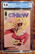 Chew #3 (Image, 2009) CGC 9.8 - $99.00