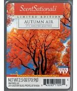 Autumn Air ScentSationals Scented Wax Cubes Tarts Melts Potpourri - $3.50