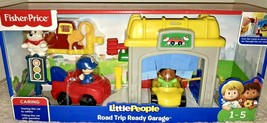Fisher Price Little People Road Trip Ready Garage - $39.99