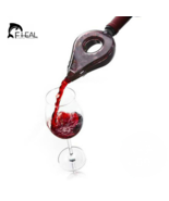 Portable Mini Red Wine Aerator Bottle Spout Topper Pourer Aerating Decan... - $6.88