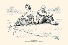 A Little Incident by Charles Dana Gibson - Art Print - $19.99+