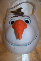 Disney Frozen Olaf Easter Jumbo Plush Basket , Easter Egg Hunts , Easter... - €7,32 EUR