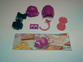 Kinder - K01 100 Mouse + paper + sticker - surprise egg - $1.50