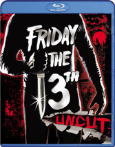 Friday The 13Th (Blu Ray) (Ws/Uncut/2017 Re-Release)