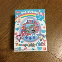 Tamagotchi M!X Dream Mix Ver. Blue 20th Anniversary Bandai 2017 New From... - $98.99