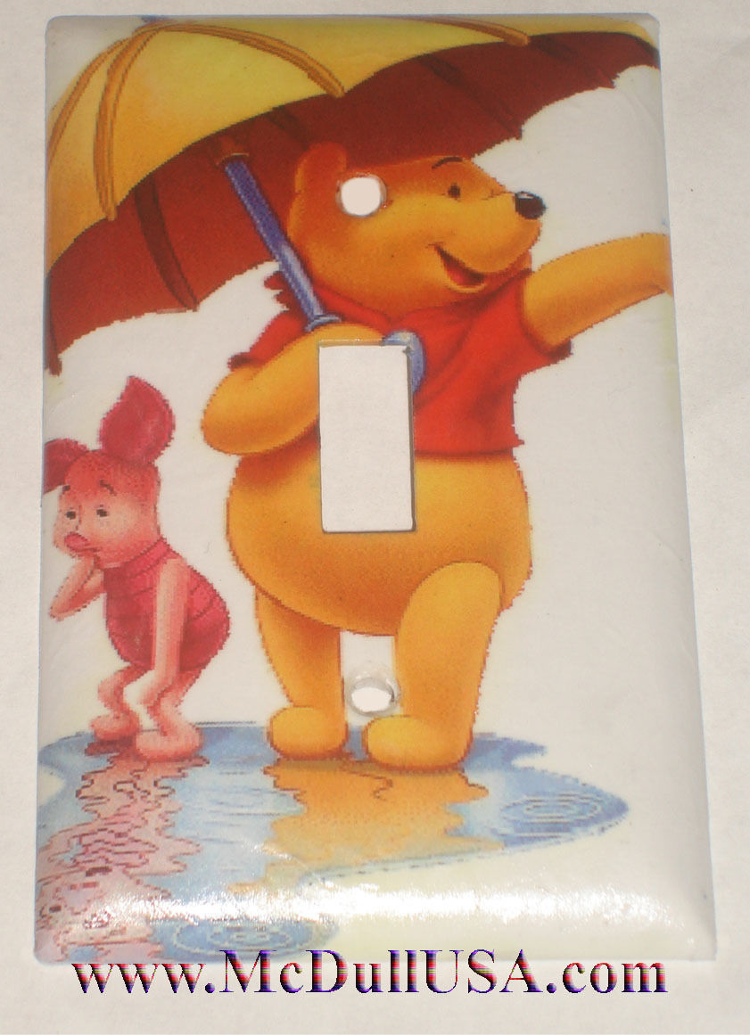 Winnie the pooh single toggle