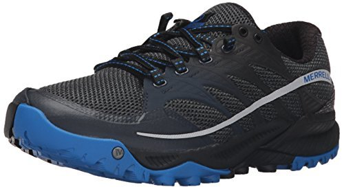 Merrell Men's All Out Charge Trail Running Shoe, Dark Slate, 14 M US