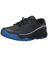 Merrell Men's All Out Charge Trail Running Shoe, Dark Slate, 14 M US - $99.00