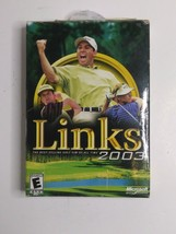 Microsoft Links 2003 (PC, 2003) - CD-ROM  - $21.50
