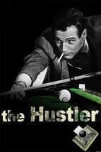 The Hustler 24x36 Movie Poster Vintage Paul Newman A - $26.00