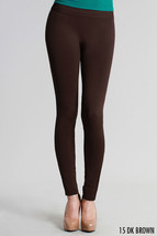 Nikibiki Brown Thick Leggings One Size Fits Most - $418,84 MXN