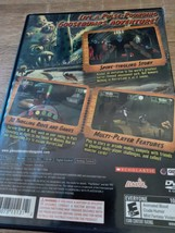 Sony PS2 GooseBumps: HorrorLand image 2