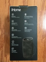 iHome Acoustical Knit Rechargeable Water Resistant Speaker - $46.69 CAD