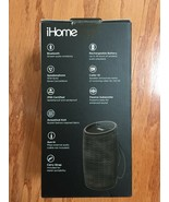 iHome Acoustical Knit Rechargeable Water Resistant Speaker - $35.63