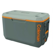Coleman 70 Qrt Xtreme Dark Gry/Orng/Lt Gry Cooler 3000002011 - ₨11,193.60 INR
