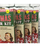 Ugly Christmas Sweater Kit Make Your Own Ugly Holiday Cayenne Red XS, S,... - $13.29