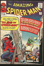 AMAZING SPIDER-MAN #18 Steve Ditko 1964 Marvel Comics 1st Print & Series - $459.00