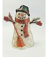 Hallmark Keepsake Ornament - Meadow Snowman - 1997 - $9.75