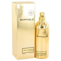 Montale Gold Flowers by Montale Eau De Parfum Spray 3.3 oz for Women - $128.95