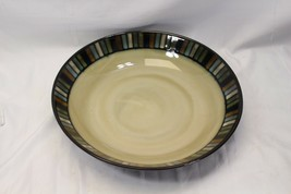 "Sonoma Vallejo Blue Pasta Serving Bowl 14"" image 1"