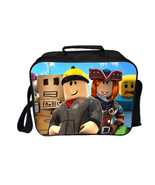 Roblox Lunch Box New Series Lunch Box Lunch Bag Team A - $31.35 CAD