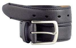 BRAND NEW LEVI'S MEN'S PREMIUM CLASSIC GENUINE LEATHER BELT BLACK 11LV02US image 3