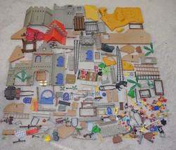 Playmobil Desert + Castle Lot 90's 00's Horse - $69.29