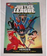 Heroes par Mike Mcavennie, Dc Comics Staff et Adam Beechen, 2009, Livre ... - $10.65