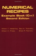 Numerical Recipes Example Book (C++): The Art of Scientific Computing Ve... - $58.65