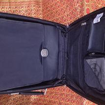 Mcklein Wheeled Transport Computer/ Clothing Case (Black) Ultra Fiber 51695 image 4