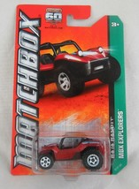 Matchbox Baja Bandit (Red) #33 MBX Explorers - $2.96