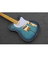 Guitare électrique classique 6 cordes TL, grand placage décoratif, acces... - $258.99+