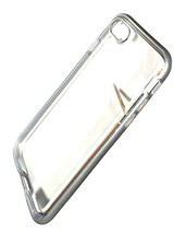 Spigen Neo Hybrid Crystal Case for iPhone 7 / 8 Clear w/ Satin Silver bu... - $5.94