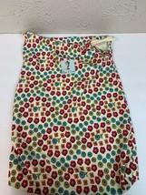Papo d'Anjo (Oscar de la Renta) Nursery Small floral Laundry Bag Sack - $18.65
