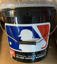 24 Rawlings Leather Cover Game & Practice Solid Cork/Rubber Center Baseb... - $125.00