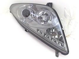 Sonar 00-05 Toyota Celica JDM Left Angel Eye Halo Projector Smoke Headlight - $86.38