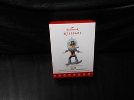 "Hallmark Keepsake ""Miles - Disney Tomorrowland"" 2017 Ornament NEW - $4.11"