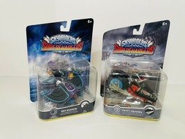 Skylanders SuperChargers: Vehicle Sea Shadow and Crypt Crusher Character Packs - $13.83
