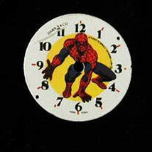 Marvel Spiderman Watch Face 1977 Dabs & Co - $14.99