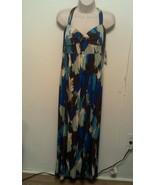 NWT NEW DIRECTIONS ~ Women's 8P Crisscross Back Sleeveless Maxi Dress - $49.48