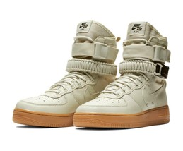 Nike Women's SF AF1 Air Force One Shoes (Light Bone) NIB 857872-004 $160 - $41.99