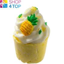 Pineapple Party Bath Mallow Bomb Cosmetics Grapefruit Lemon Handmade Natural New - $4.05