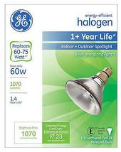 Halogen Spot Light Bulb, PAR38, 60 Watt - $20.78