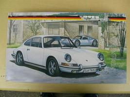 1:24 Fujimi Porsche 911S Coupe '69 Enthusiast Model - $84.54