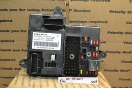 2006 Chevrolet Cobalt BCM Body Control Module 15867055 Module 3029-8D6 - $28.46