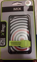 iFROGZ (MIX) CASE COVER 4TH GENERATION IPOD TOUCH 4G - $7.69