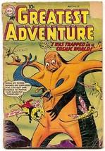My Greatest Adventure #33 ALIEN COVER SCI-FI 1959  DC fair - $25.22