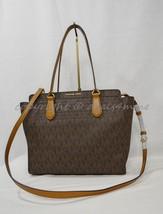 Michael Kors Dee Dee Large Convertible Tote/Shoulder Bag in Signature MK. Brown - $249.00